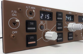 Hardware for flight simulation | Cockpit solutions | CPflight