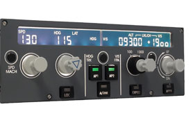 Hardware for flight simulation | Cockpit solutions | CPflight